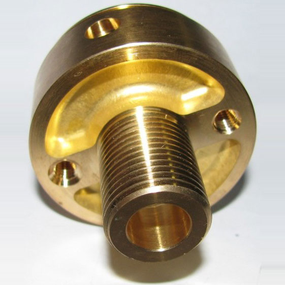 CNC Machined Brass Parts
