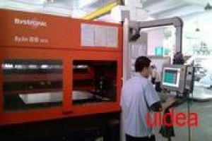 Switzerland Bystronic Laser Cutting Machine (EPC-160)